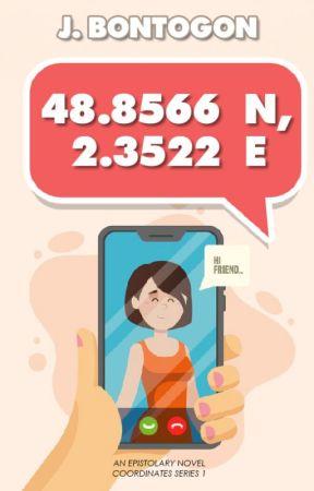 48.8566° N, 2.3522° E ✔️ by Imcrazyyouknow