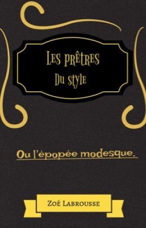 Les prêtres du style by jambonceleste