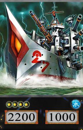 The Dreadnought Duelist (Male Reader X Yu-Gi-Oh! Zexal Harem) by NightmareKingA113-4