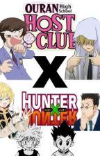 Hunter x Hunter  x  Ouran High School Host Club (crossover fanfic) by lordfarquadshair