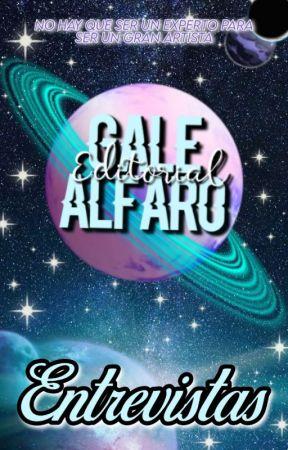 ☆ ENTREVISTAS ☆ ABIERTO by EditorialGaleAlfaro