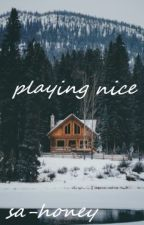 playing nice   park seonghwa by sa-honey
