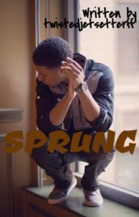 Sprung : A Diggy Simmons Love Story cover