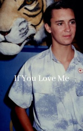 If You Love Me (Wil Wheaton x Reader) by Radical-80s-Baddie