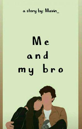 Me and my Bro by raravinn