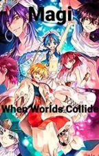 When Worlds Collide (Sinbad x OC) by SarahWinterheart