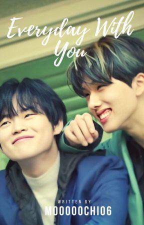 Everyday With You   ChenSung by Mooooochi06