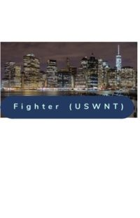 Fighter (USWNT) cover