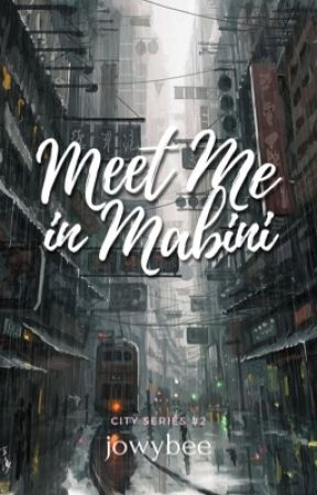 Meet Me In Mabini (City Series #2) by sylimansi
