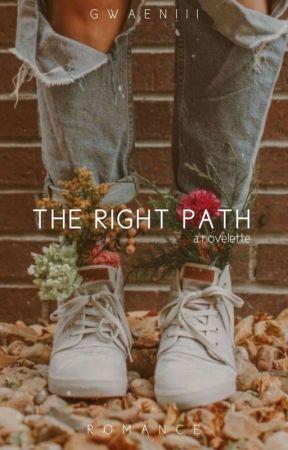 The Right Path  by Gwaeniii