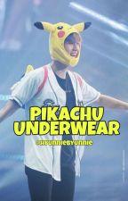 pikachu underwear by hyunniebyunnie
