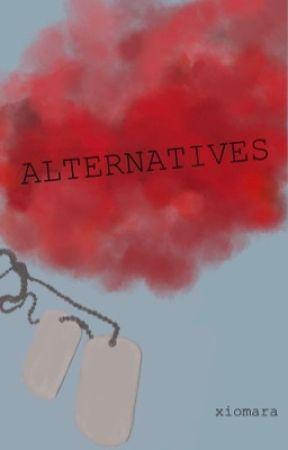 ALTERNATIVES [Marvel Cinematic Universe] by museVII
