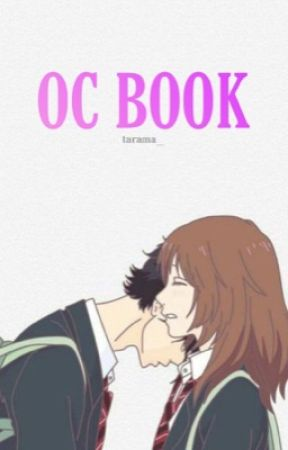 OC BOOK by tarama_