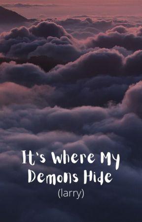 It's Where My Demons Hide (larry)  by happy_lisek