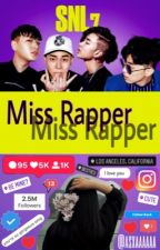 Miss Rapper || Instagram Fanfic || Jay Park, Gray, Simon Dominic, and Loco by asxaaaaaa