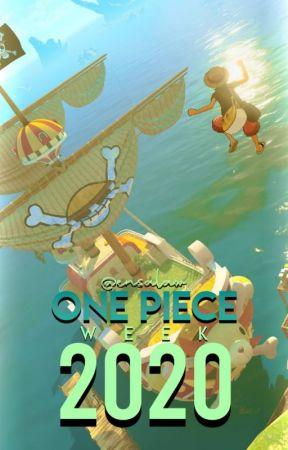 One Piece Week | 2020 by ensalaw