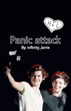 Panic attack I L.S [Complete] NEW COVER  by Infinity_Larrie