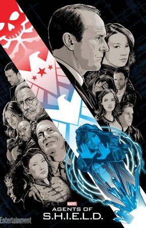 Agents of S.H.I.E.L.D. stuff by -GeeKay-
