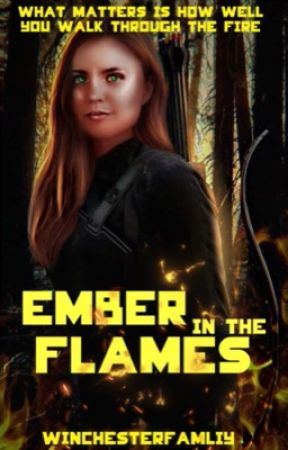 Ember In The Flames ➳ Finnick Odair ¹ by WinchesterFamliy
