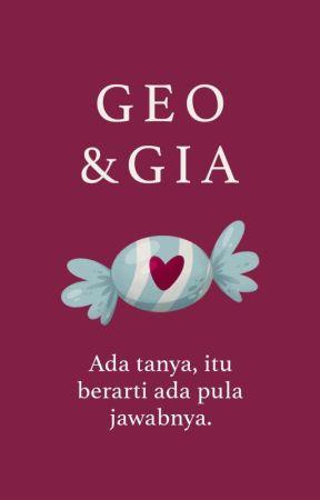 Geo & Gia - END  by amandalia30