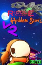 Riddle School season 2: hidden scars/V2 by DaisyTDM