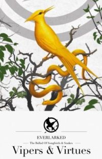 Vipers & Virtues | Lucy Gray | The Hunger Games: Ballad of Songbirds and Snakes cover