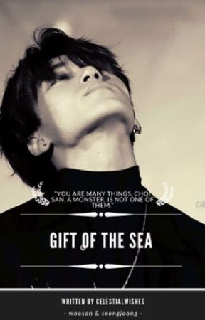 gift of the sea • woosan + seongjoong by celestialwishes