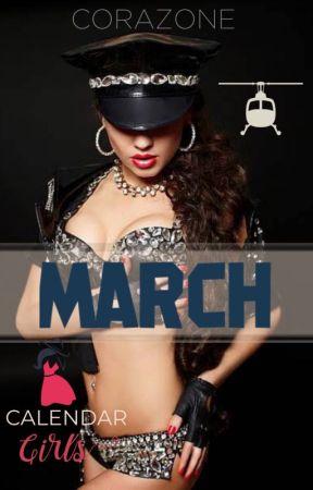 Calendar Girls SERIES (GirlXGirl) - MARCH by CorazoneValentina