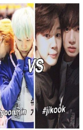 Hashtag Fight-BTS [ a Jikook vs Yoonmin fanfic ] by Dynamite_BTSCOMEBACK