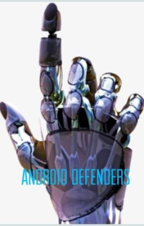 Android Defenders (BTS Fanfiction) by Melon1294