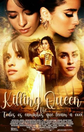 Killing the Queen by MonnieCabello