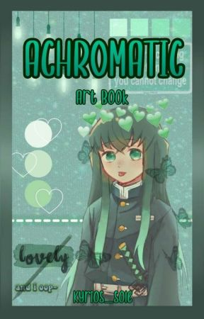 Achromatic | Art Book + OC's by kyrios_sole