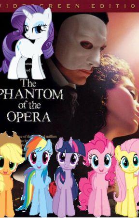 Cinematic Adventures: The Phantom of the Opera by extremeenigma02
