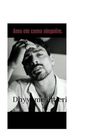 Amo Ele Como Ninguém . by DiemeLittieri2