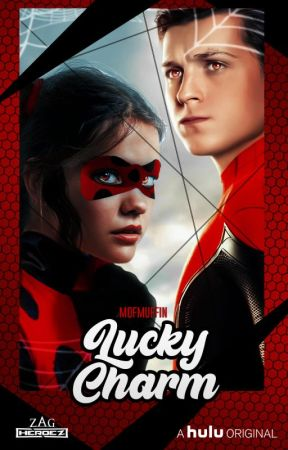 LUCKY CHARM !!!  miraculous by M0FMUFFIN