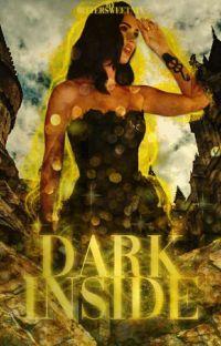 dark inside ◈ tom riddle cover