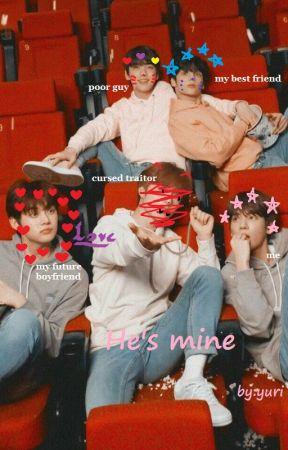 He's mine (yeonhyun - yeongyu - taegyu) {taeyeongyu} by flukepoison