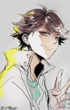 """""""Will you love me, even if I lose?"""" Tooru Oikawa x Reader by mmmyesfather"""