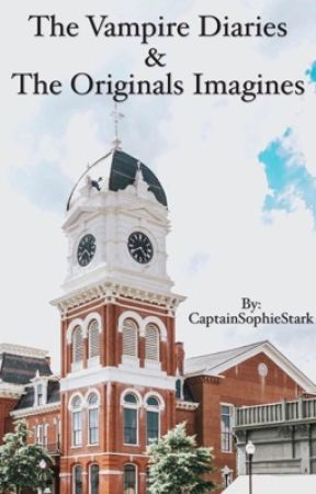 TVD/TO Imagines by CaptainSophieStark