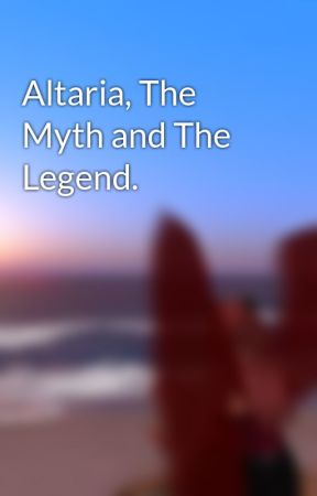 Altaria, The Myth and The Legend. by XxPrincessOfChaosxX