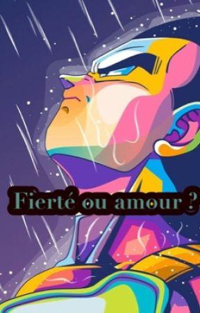 Fierté ou amour ? #VegetaXoC  by tydogy