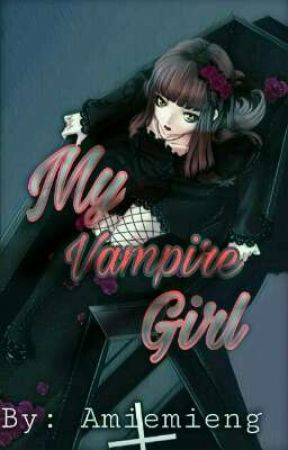 My Vampire Girl by Amienmieng