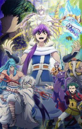 Magi:Adventure Of Sinbad by Aktesil