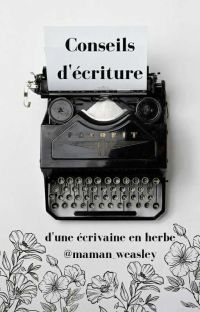 conseils d'écriture  cover