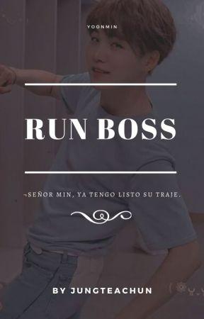 Run Boss  |Y.M| by JUNGTEACHUN