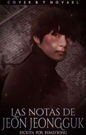 情诗 ━ las notas de jeon jeongguk ❘ kooktae by eumlyeong