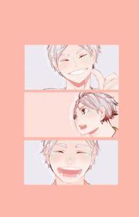 haikyuu boyfriend scenarios :) cover