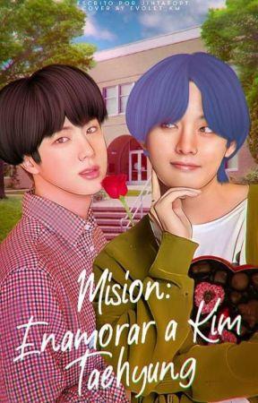 Misión: Enamorar a Kim Taehyung 🌸 《JinTae》 by JinTaeOpt