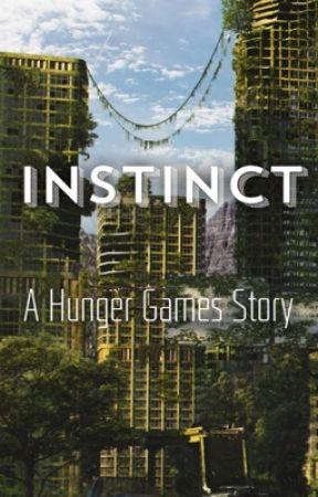 Instinct  by _ImNotDaredevil_