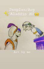 Danplan Aladdin AU by LanceTheLoverBoy